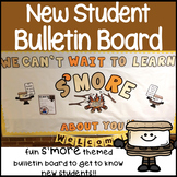New Student Bulletin Board (Learn S'more about you)