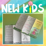 New Student Group Welcome Brochure Grades 1-4