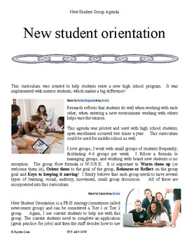 New Student Groups