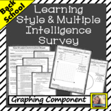 New Student Information Sheet and Learning Style Survey