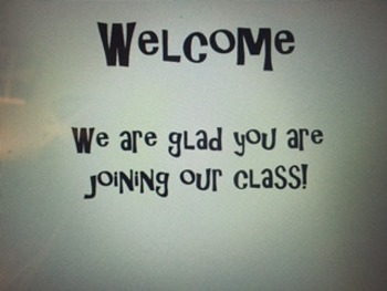 New Student Welcome Book