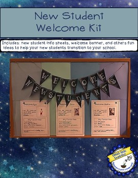 New Student Welcome Kit