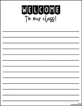 New Student or Guest - Welcome to Our Class Book!