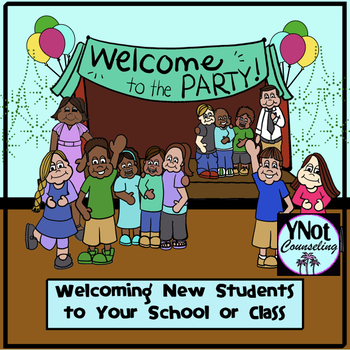 New Students - Welcome to the Party!