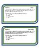 New TEKS 4th Writing TEKS 4.11C, 4.11Di, 4.11Dii, 4.11Diii, 4.11Dv, 4.11Dvi