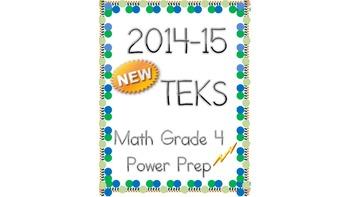 New TEKS Grade 4:  Power Prep