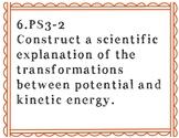 New TN Science Standards (6th Grade)