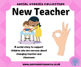 New Teacher New Year Social Story