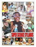 S.T.E.M GENERIC SCIENCE COURSE SYLLABUS - IMMEDIATE 1st-DAY OF CLASS USE