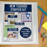 New Teacher Starter Kit - Middle School