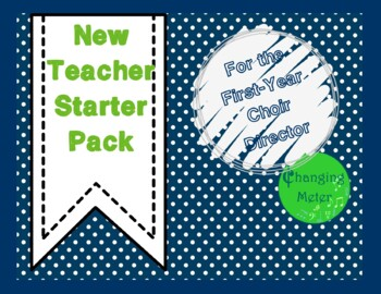 New Teacher Starter Pack