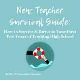 New Teacher Survival Guide for Secondary Social Studies Teachers