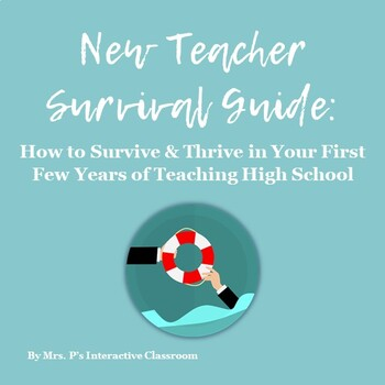 New Teacher Survival Guide for Secondary Social Studies Teachers