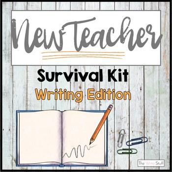 New Teacher Survival Kit MEGA Bundle