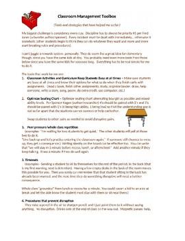New Teacher Ultimate Bundle - help and ideas for beginning teachers