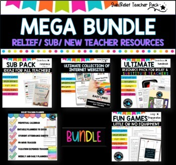 Comprehensive Reference Books for Elementary Teachers- BUNDLE