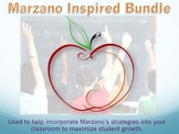 Teaching and Learning with Marzano Bundle for Your Classroom