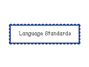 New Tennessee ELA Standards for 10th Grade