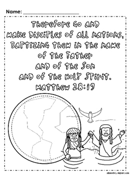 New Testament Bible Verses and Background Info (NIV School License)