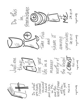 New Testament Bookmarks