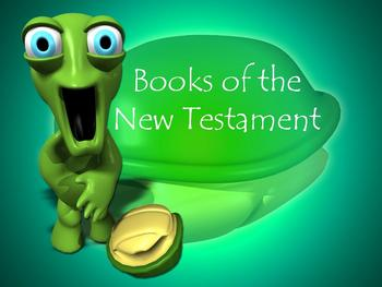 New Testament Books