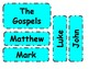 New Testament Divisions Sorting Activity