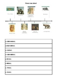 New Testament Greece & Rome Fill in Timeline worksheet w/Veritas Press timeline