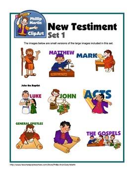 New Testament Set One