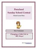 New Testament Sunday School Lessons