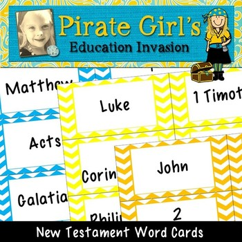 New Testament Word Cards