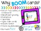 New Totals Below Partial Sums Algorithm Digital BOOM Cards