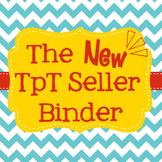 New TpT Seller Binder