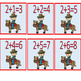 New Western Theme Math Facts