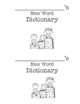 New Words Dictionary