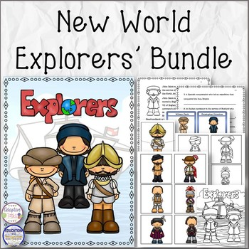 New World Explorer Bundle