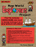 New World Explorer Project: Social Studies Exploration Res