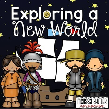 Explorers of the New World Integrated Jigsaw Project