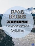 New World Explorers Artifact Based Comprehension