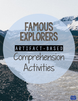 New World Explorers Artifact Based Comprehension