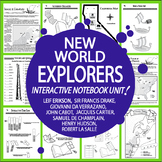 New World Explorers~Hard Copy FREE SHIPPING!