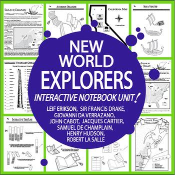 New World Explorers~Hard Copy FREE SHIPPING!