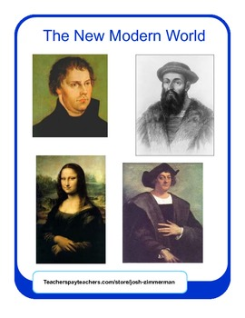 New World (Renaissance, Reformation, Exploration) Unit