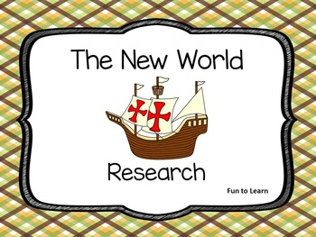 New World Research ~ Plymouth Colony