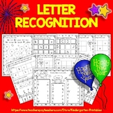 New Year 2018 Letter Recognition