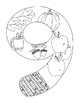 New Year 2016 Coloring Pages pdf Seasons Winter Spring Sum