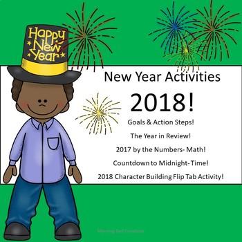 New Year 2017 Activities!
