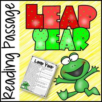 Leap Year Reading Passage