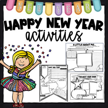 Activities for the New Year 2017