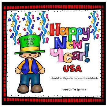 New Year's Activity - USA