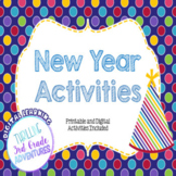 New Year 2018 Activities